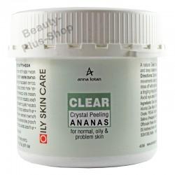 Anna Lotan - Clear Crystal Peeling Ananas 250ml