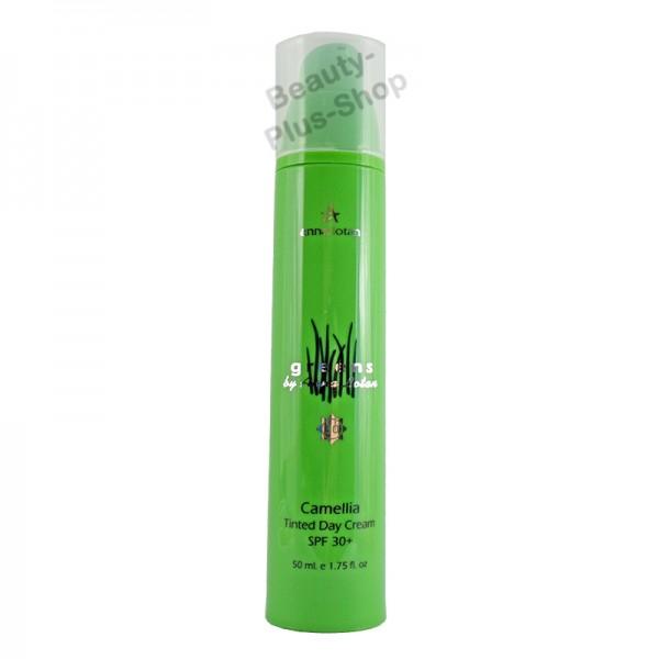 Купить Anna Lotan - Greens Camellia Tinted Day Cream SPF 30+