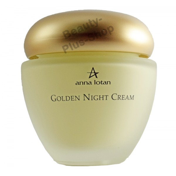 Anna Lotan - Liquid Gold Golden Night Cream