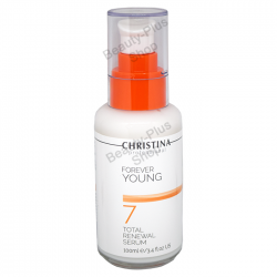 Christina - Forever Young Total Renewal Serum 100ml Step 7