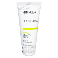 Christina - Apple Sea Herbal Beauty Mask For Oily Skin