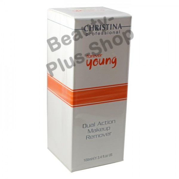 Christina - Forever Young Dual Action Eye Makeup Remover