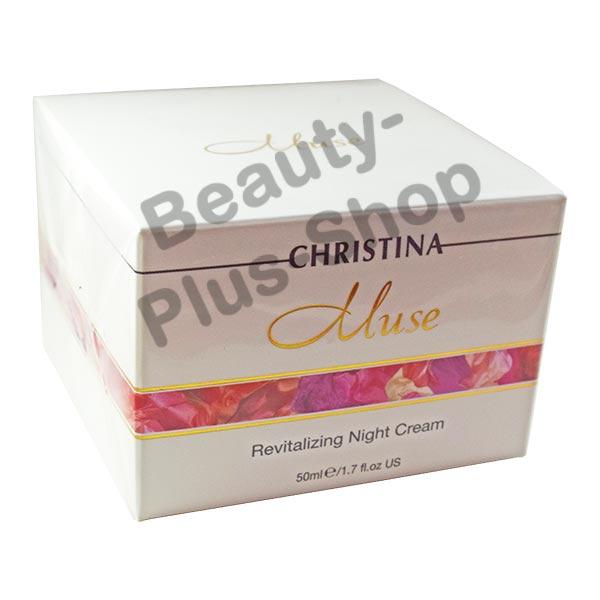 Christina - Muse Revitalizing Night Cream