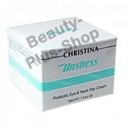 Christina - Unstress Pro-Biotic Eye & Neck Day Cream