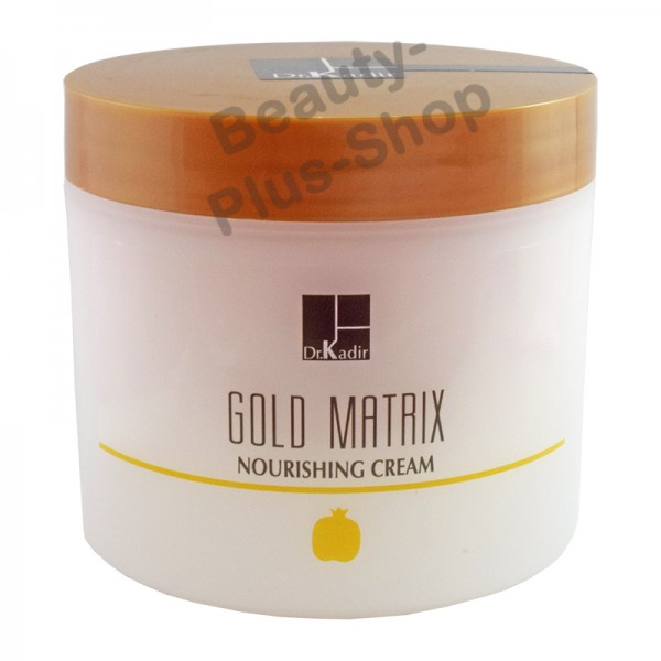 Dr Kadir - Gold Matrix Nourishing Cream 250ml