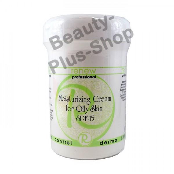 Renew - Dermo Control Moisturizing Cream For Oily Skin SPF 15 250ml