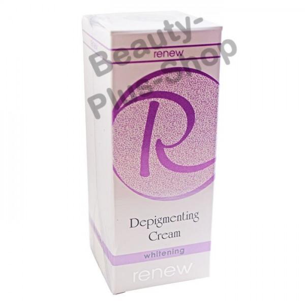Renew - Whitening Depigmenting Cream