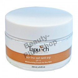 Tapuach - Dry-Normal Skin Moisturizing Cream SPF15 250ml