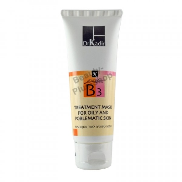 Dr Kadir - B3 Treatment Mask For Oily And Problematic Skin