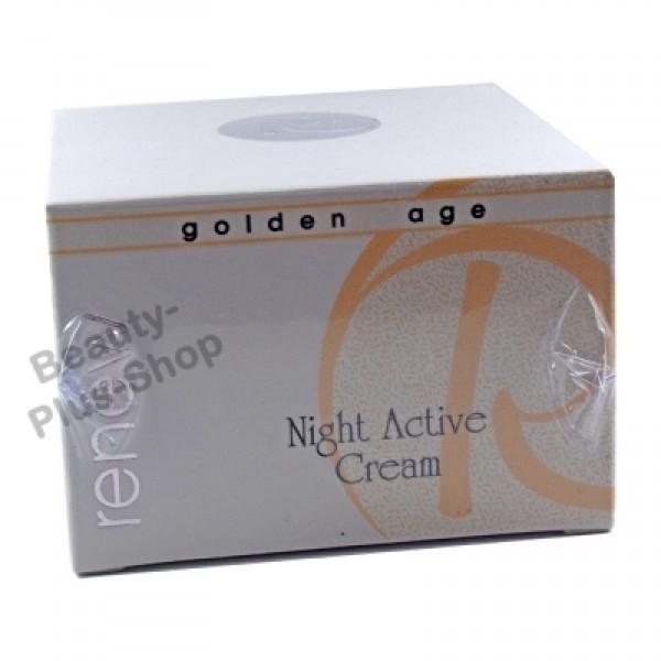 Renew - Golden Age Night Active Cream