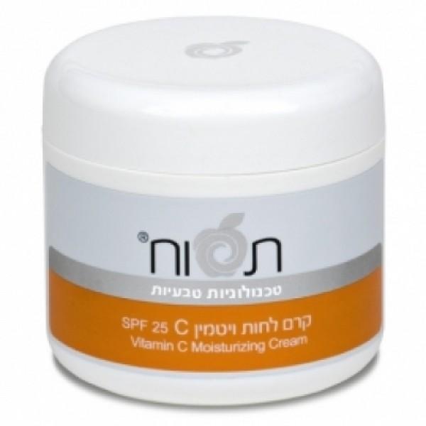 Tapuach -Vitamin C Moisturizing Cream 250ml